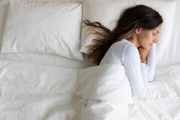 Bien dormir avec un oreiller adapté